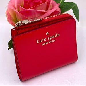 Kate Spade Staci Small Bifold L-ZIP Wallet